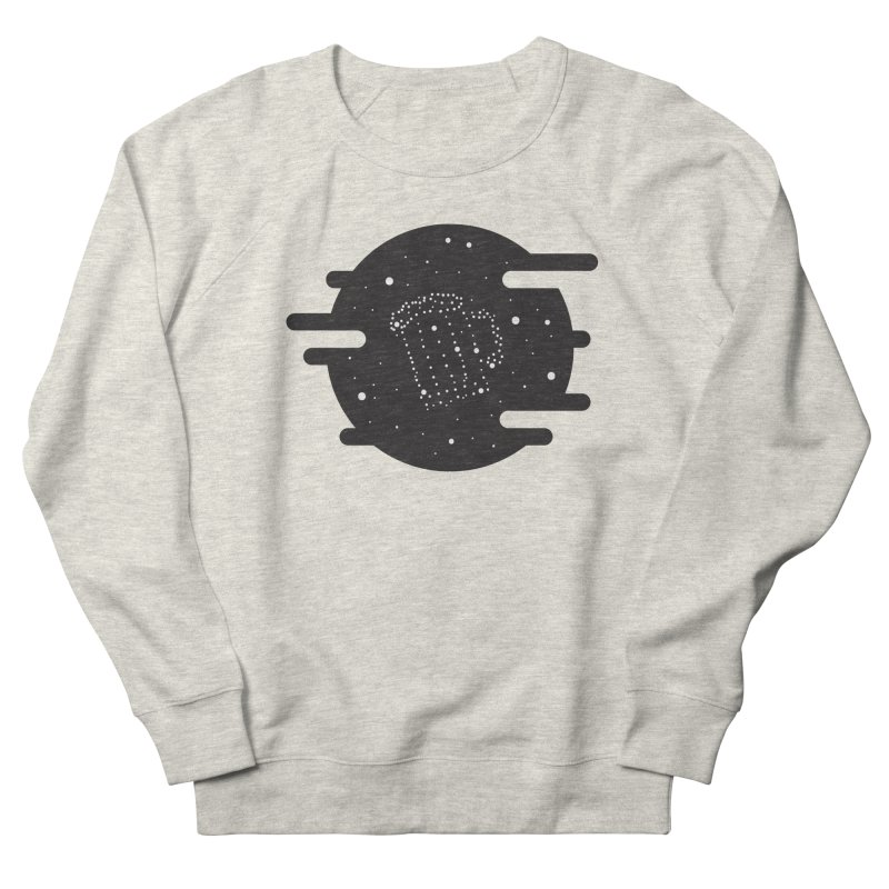 Beer constelation Women's Sweatshirt by mhacksi's Artist Shop