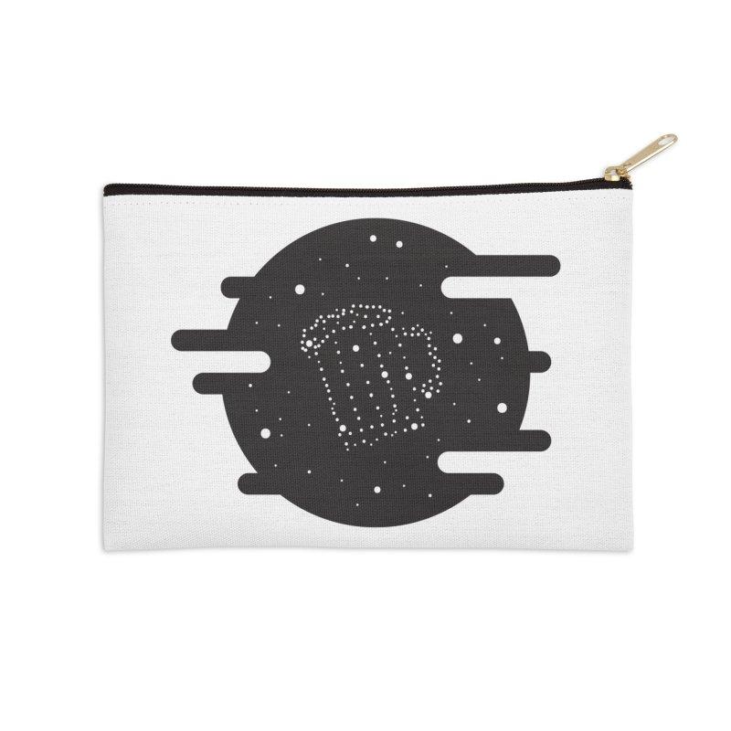 Beer constelation Accessories Zip Pouch by mhacksi's Artist Shop