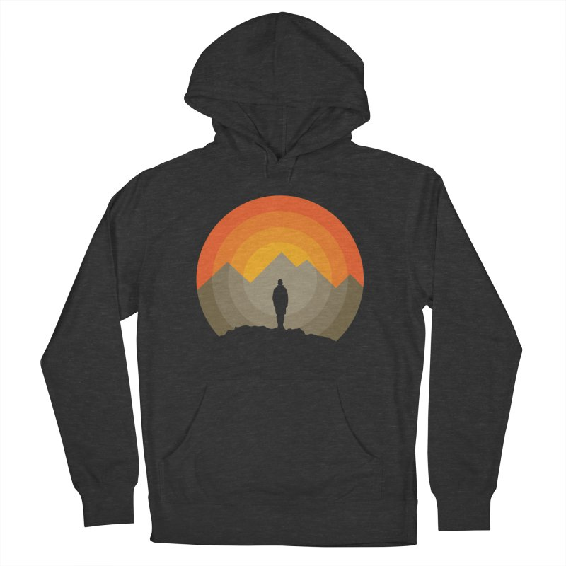 Explorer Women's Pullover Hoody by mhacksi's Artist Shop