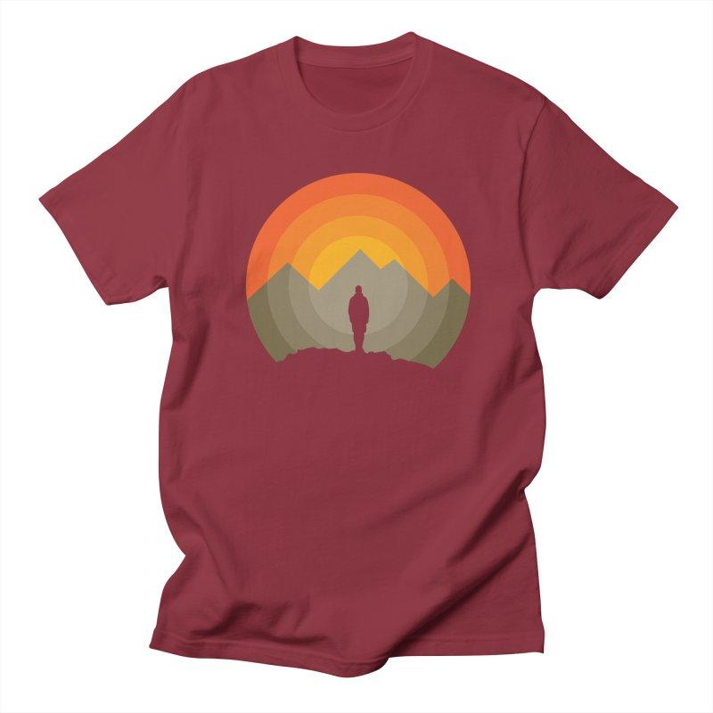 Explorer Men's T-Shirt by mhacksi's Artist Shop
