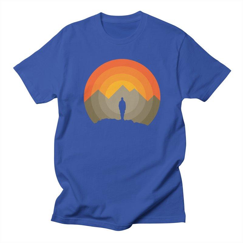 Explorer Women's Unisex T-Shirt by mhacksi's Artist Shop