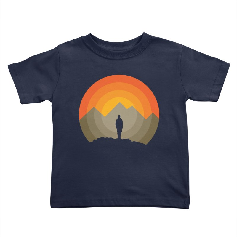 Explorer Kids Toddler T-Shirt by mhacksi's Artist Shop