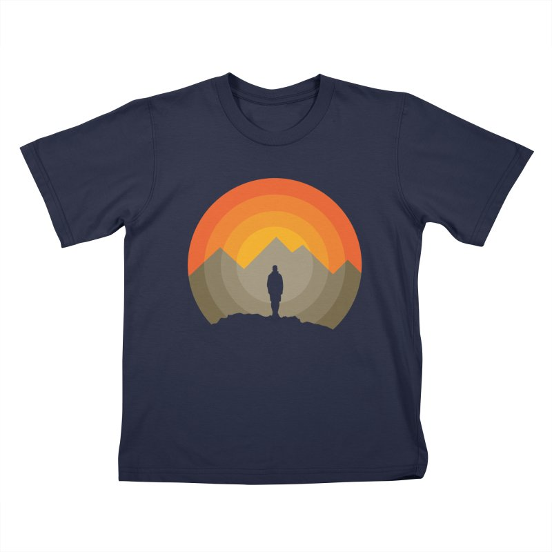 Explorer Kids T-Shirt by mhacksi's Artist Shop