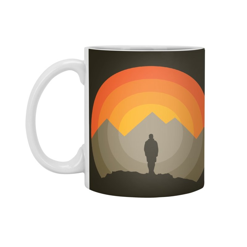 Explorer Accessories Mug by mhacksi's Artist Shop
