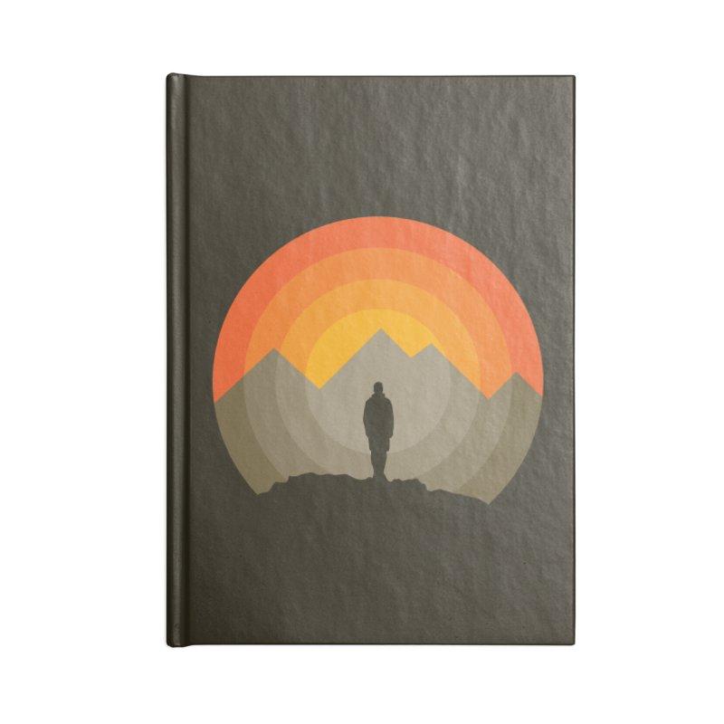 Explorer Accessories Notebook by mhacksi's Artist Shop