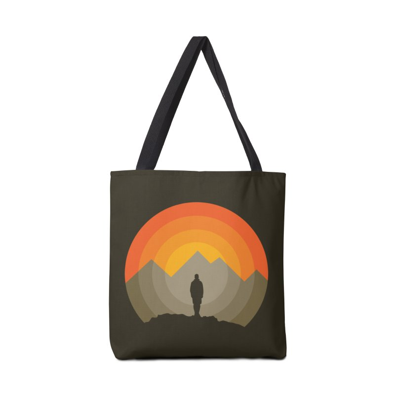 Explorer Accessories Tote Bag Bag by mhacksi's Artist Shop