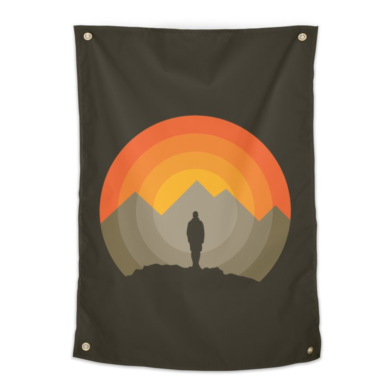 Explorer Home Tapestry by mhacksi's Artist Shop
