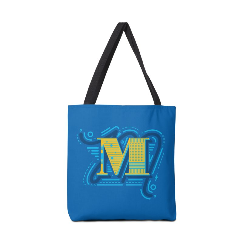 M Accessories Bag by mhacksi's Artist Shop
