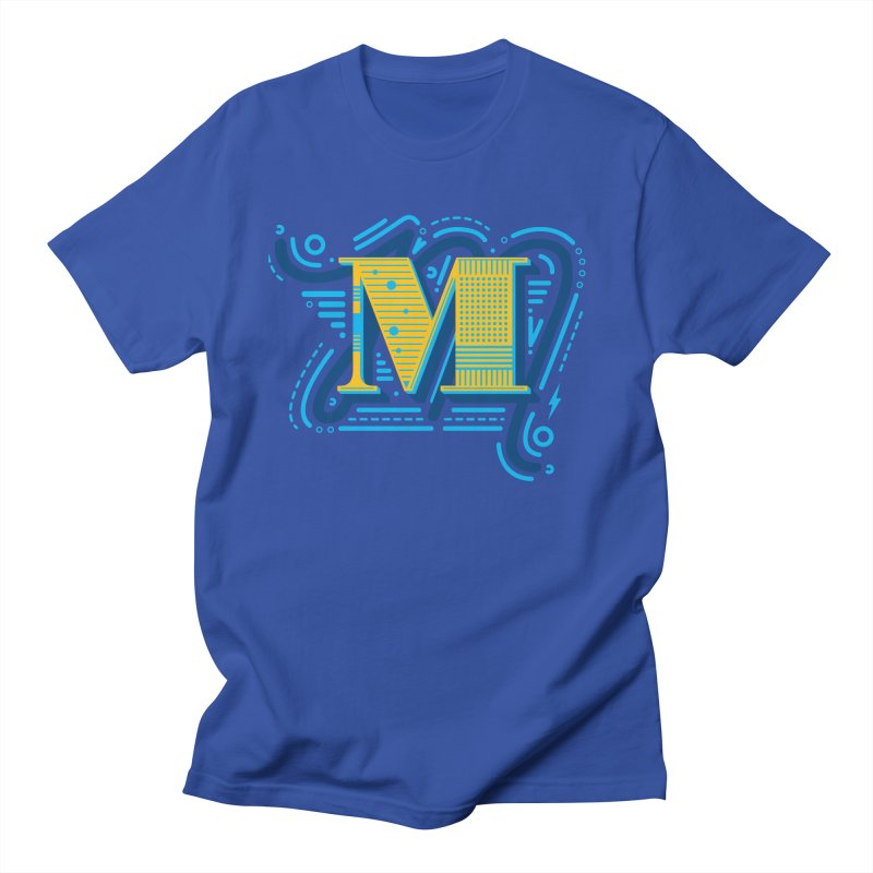 M Women's T-Shirt by mhacksi's Artist Shop