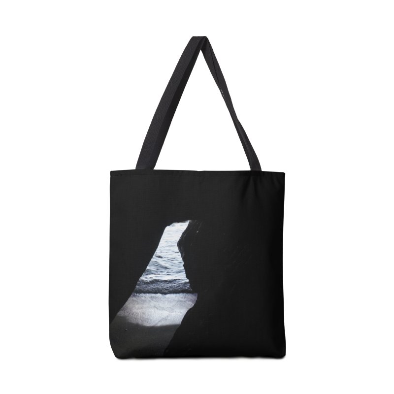 The Inlet Accessories Tote Bag Bag by mhershenow's Artist Shop