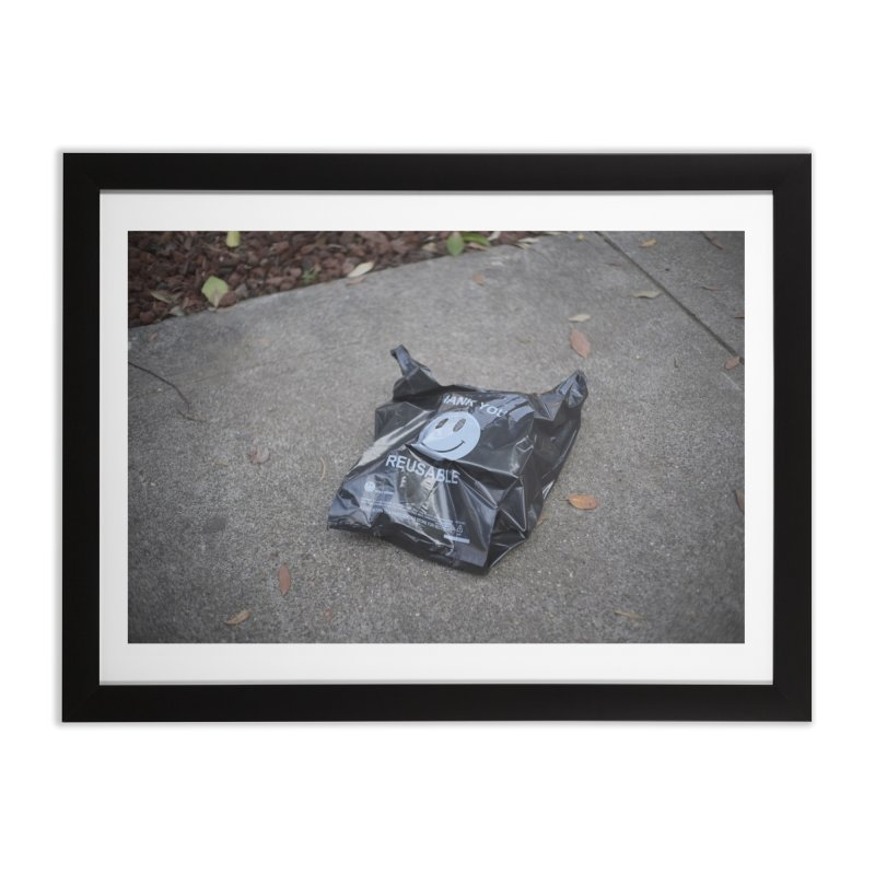 Reusable (Minor Illusion) Home Framed Fine Art Print by mhershenow's Artist Shop