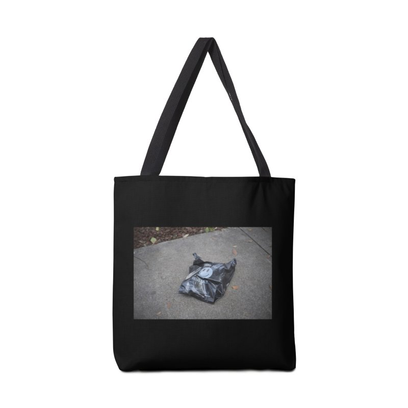 Reusable (Minor Illusion) Accessories Tote Bag Bag by mhershenow's Artist Shop