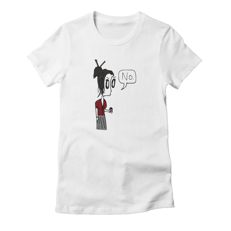 K.B. Women's T-Shirt by mhershenow's Artist Shop