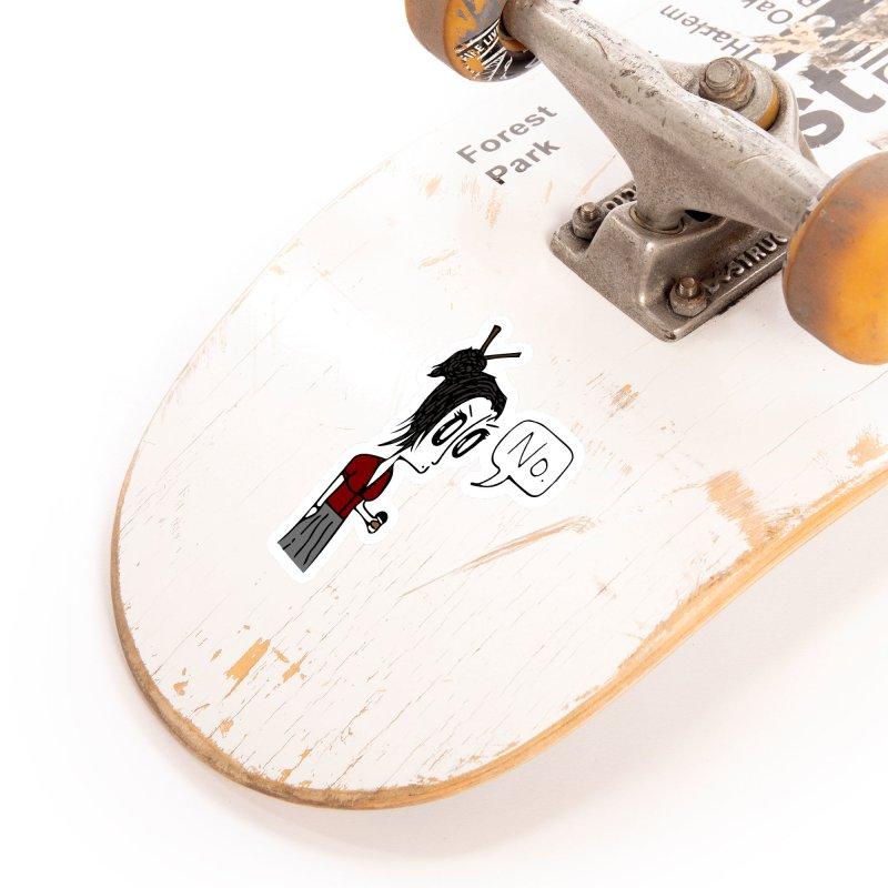 K.B. Accessories Sticker by mhershenow's Artist Shop