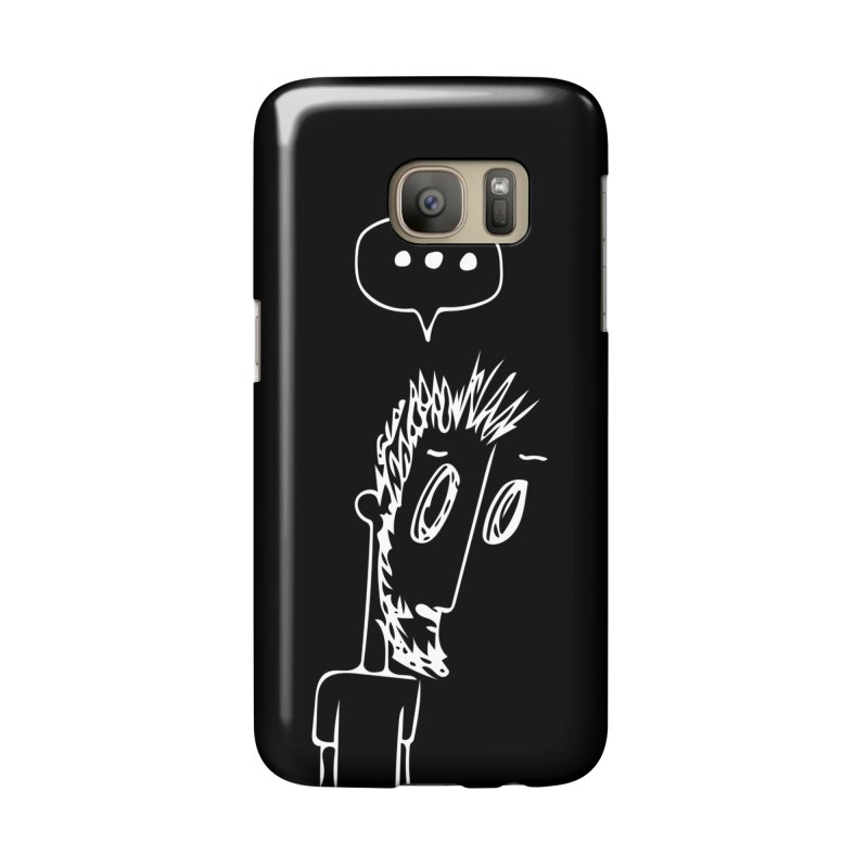 Three Dots Accessories Phone Case by mhershenow's Artist Shop