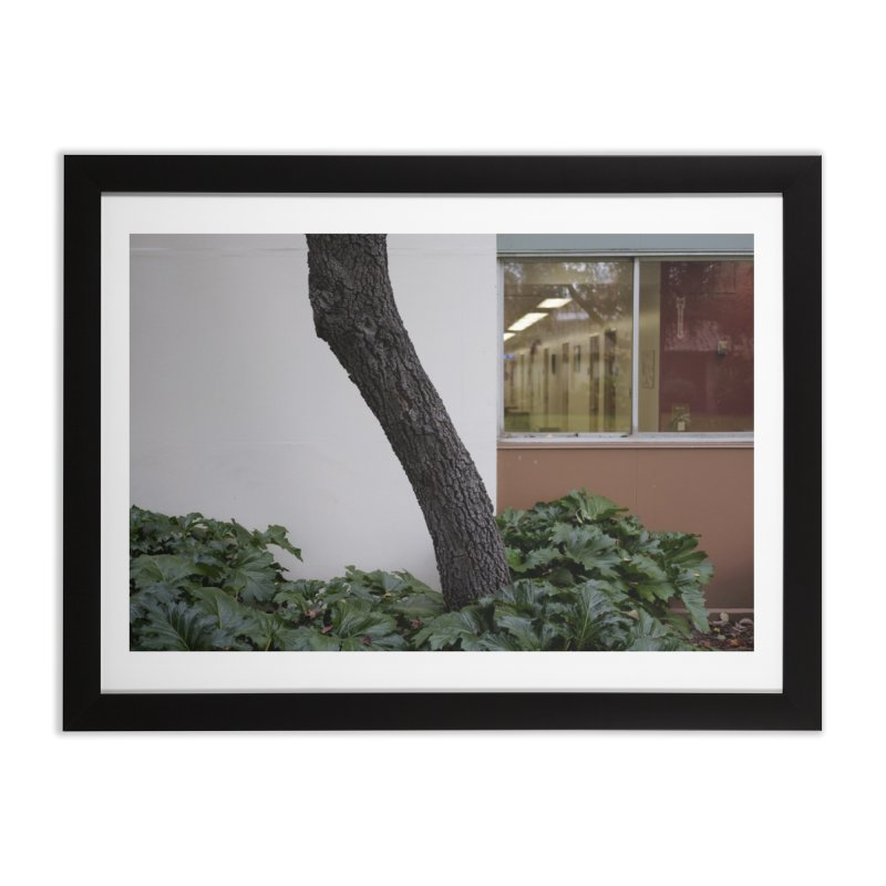 New Geometry Home Framed Fine Art Print by mhershenow's Artist Shop