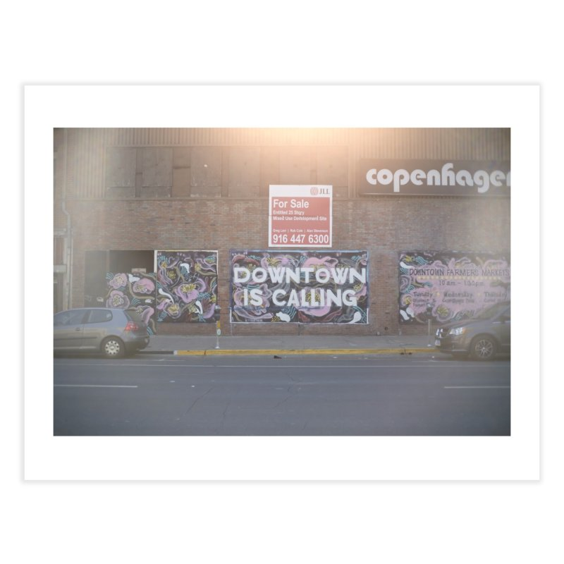 Downwind from the Apocalypse Home Fine Art Print by mhershenow's Artist Shop