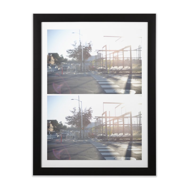 Focus (Diptych) Home Framed Fine Art Print by mhershenow's Artist Shop