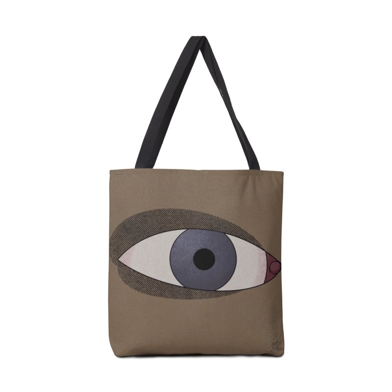 Brother Accessories Tote Bag Bag by mhershenow's Artist Shop