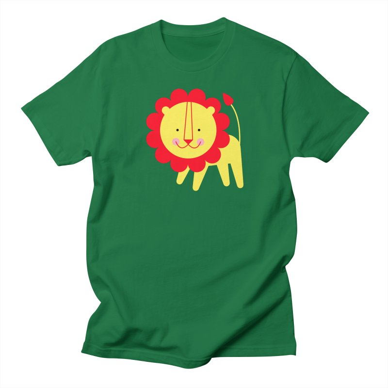 Dandylion Men's T-Shirt by Mia Hansen's Artist Shop