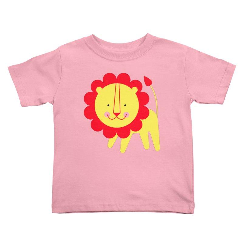 Dandylion Kids Toddler T-Shirt by Mia Hansen's Artist Shop