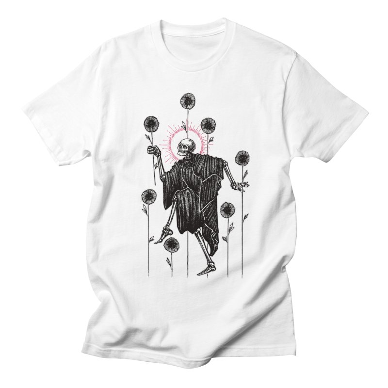 The Seven of Wands Women's Regular Unisex T-Shirt by Apparel by Micah Ulrich