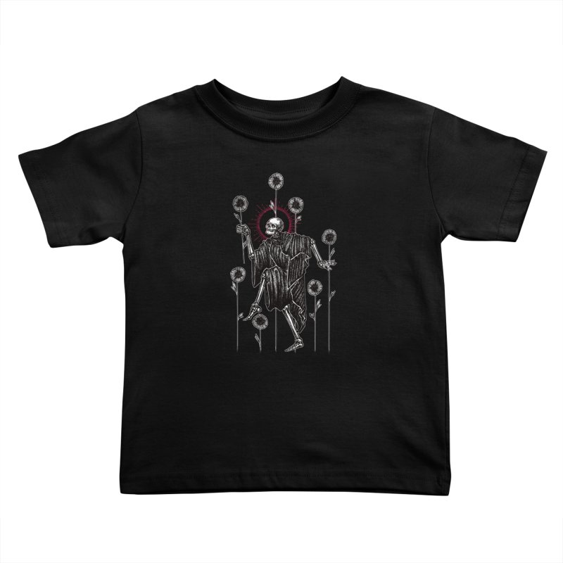 The Seven of Wands Kids Toddler T-Shirt by Apparel by Micah Ulrich