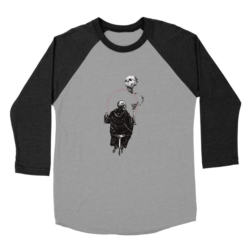 House of the Rising Sun Women's Baseball Triblend Longsleeve T-Shirt by Apparel by Micah Ulrich