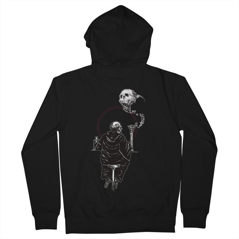 House of the Rising Sun Women's French Terry Zip-Up Hoody by Apparel by Micah Ulrich