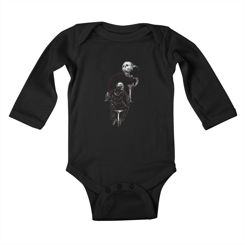 House of the Rising Sun Kids Baby Longsleeve Bodysuit by Apparel by Micah Ulrich