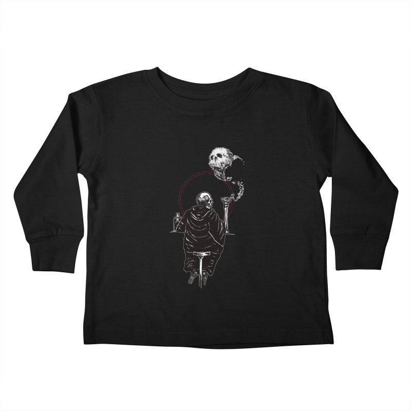 House of the Rising Sun Kids Toddler Longsleeve T-Shirt by Apparel by Micah Ulrich