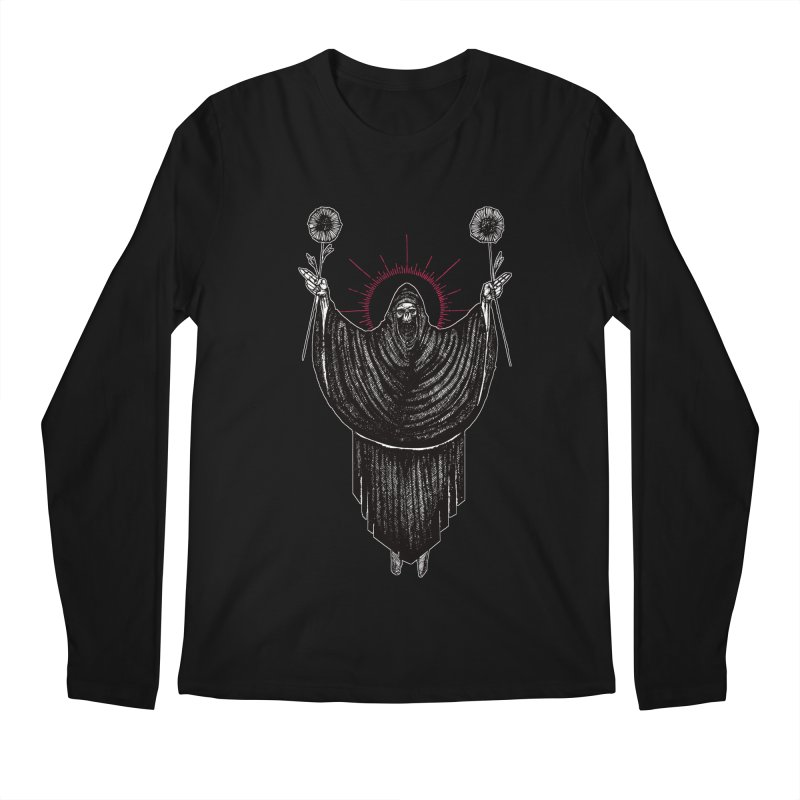 The Two of Wands Men's Regular Longsleeve T-Shirt by Apparel by Micah Ulrich