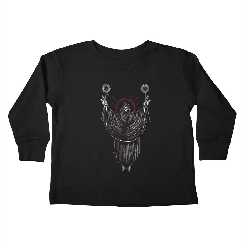 The Two of Wands Kids Toddler Longsleeve T-Shirt by Apparel by Micah Ulrich