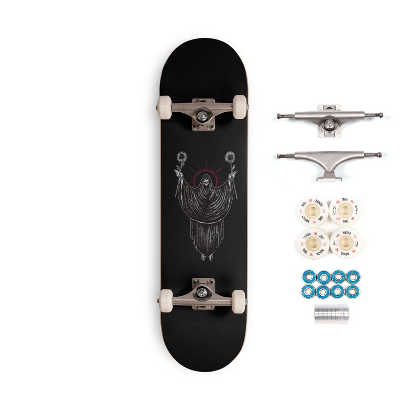 The Two of Wands Accessories Complete - Premium Skateboard by Apparel by Micah Ulrich