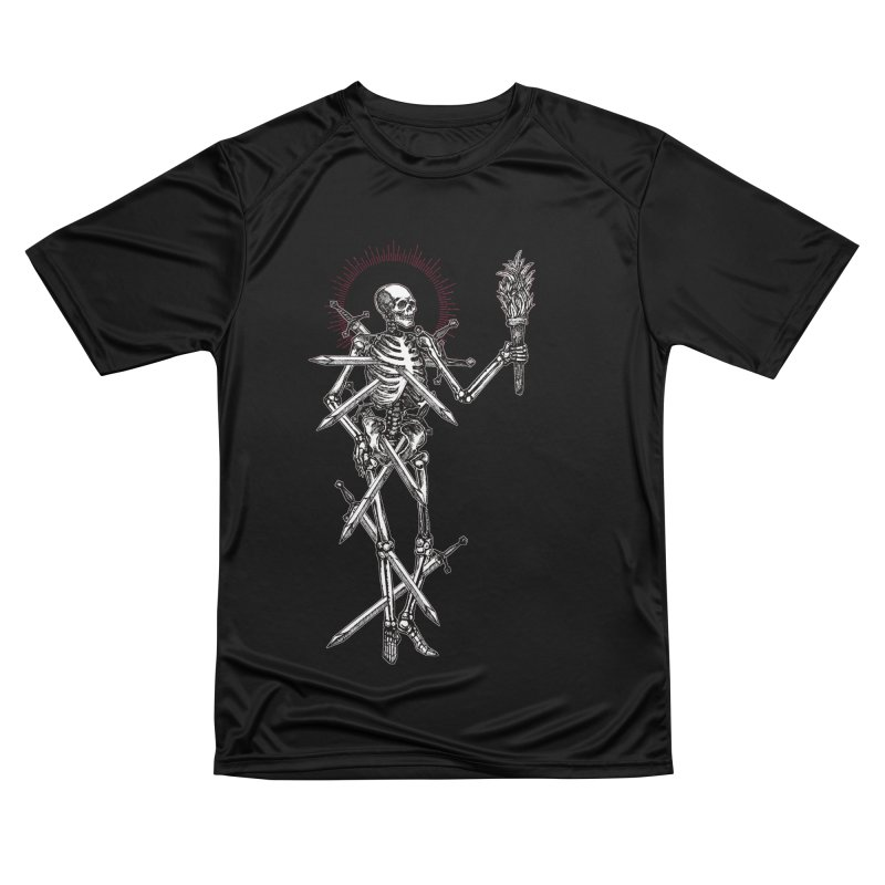 Seven of Swords Women's Performance Unisex T-Shirt by Apparel by Micah Ulrich