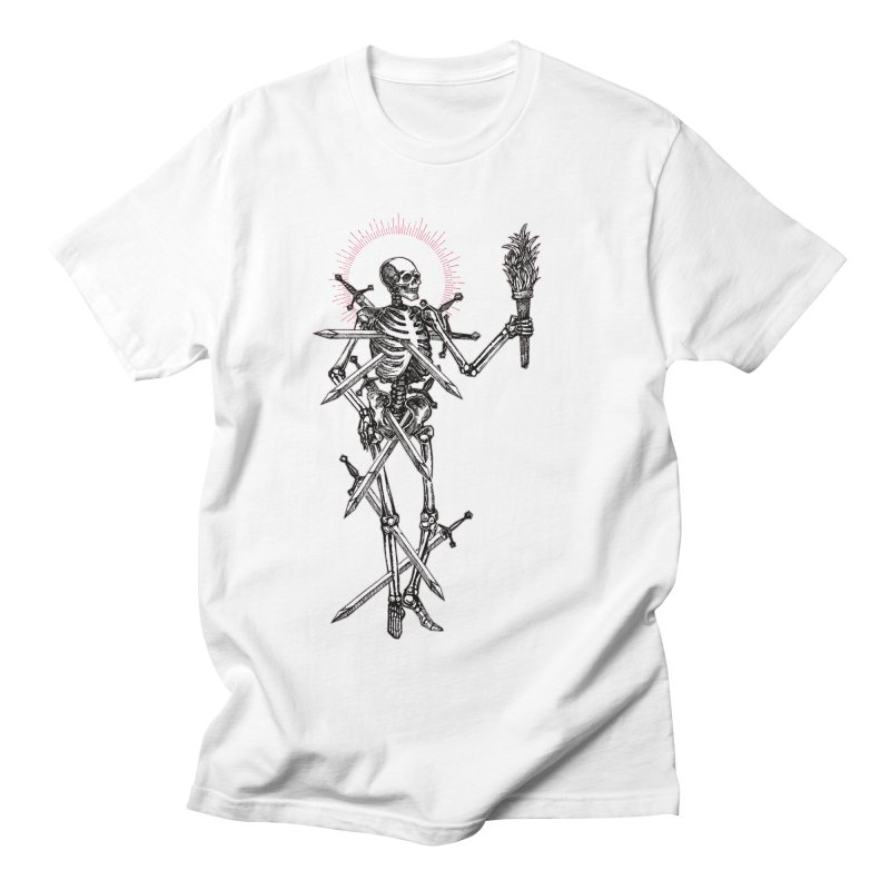 Seven of Swords Women's Regular Unisex T-Shirt by Apparel by Micah Ulrich