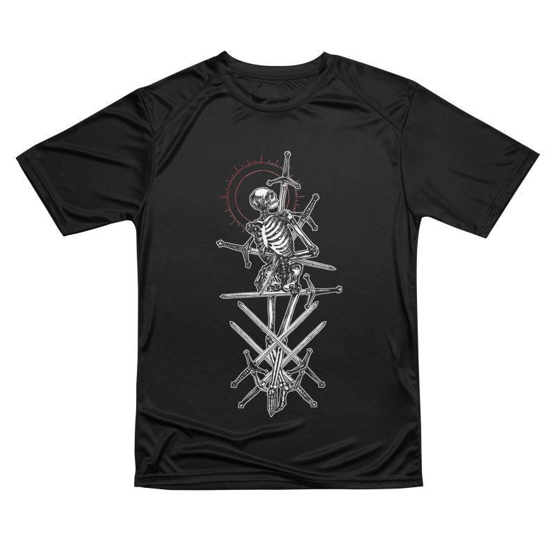 Eight of Swords Women's Performance Unisex T-Shirt by Apparel by Micah Ulrich