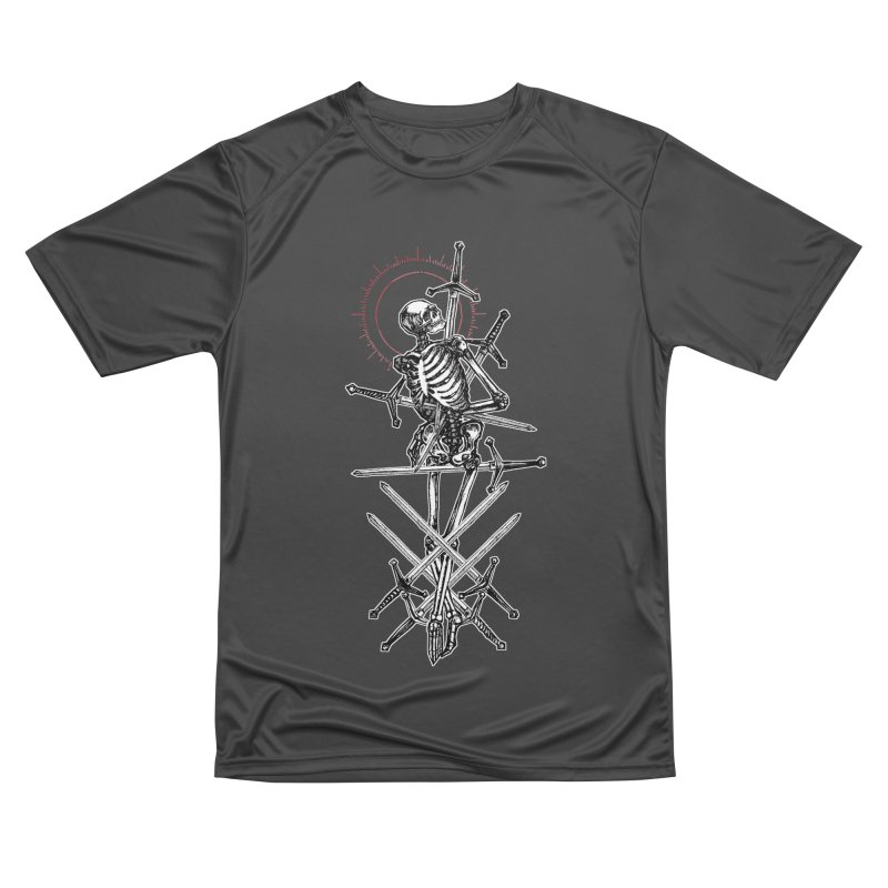 Eight of Swords Men's Performance T-Shirt by Apparel by Micah Ulrich
