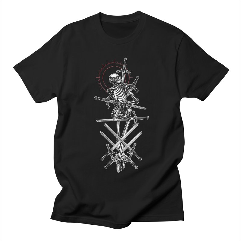 Eight of Swords Women's Regular Unisex T-Shirt by Apparel by Micah Ulrich