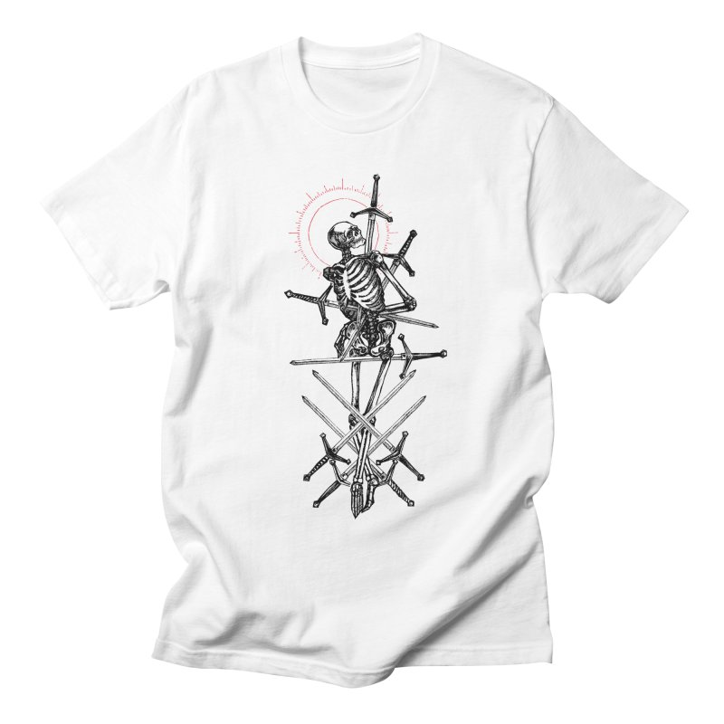 Eight of Swords Men's T-Shirt by Apparel by Micah Ulrich