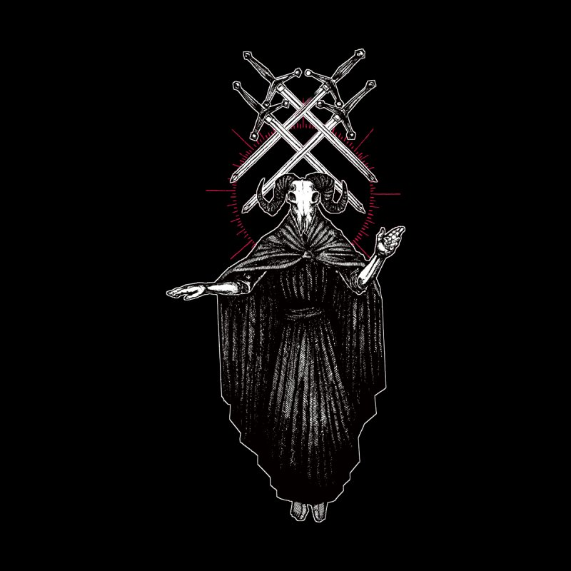 Four of Swords! by Apparel by Micah Ulrich