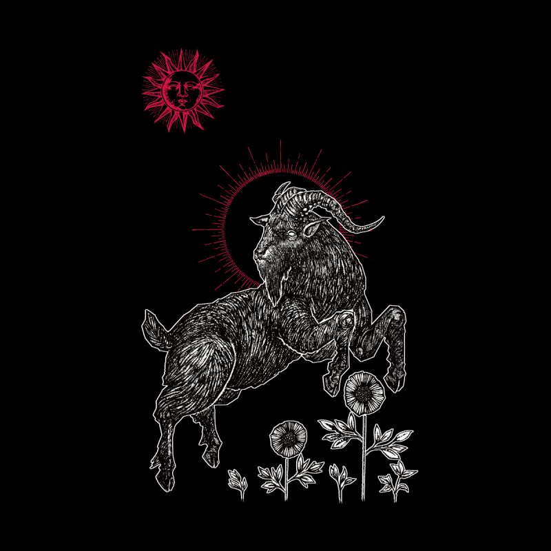The Black Goat by Apparel by Micah Ulrich