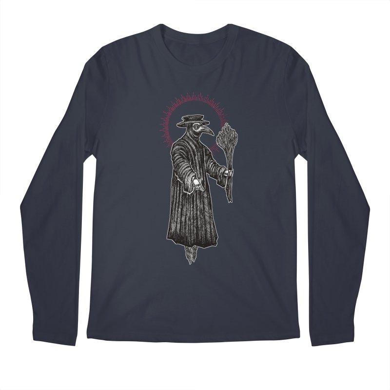 The Healer Men's Regular Longsleeve T-Shirt by Apparel by Micah Ulrich