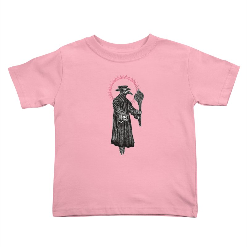 The Healer Kids Toddler T-Shirt by Apparel by Micah Ulrich