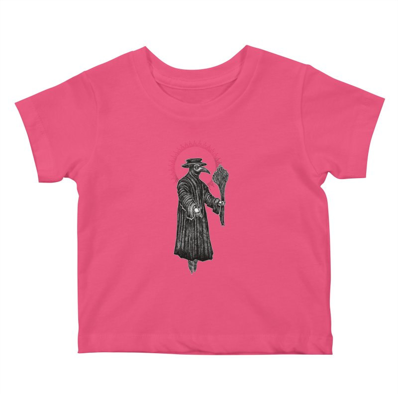 The Healer Kids Baby T-Shirt by Apparel by Micah Ulrich