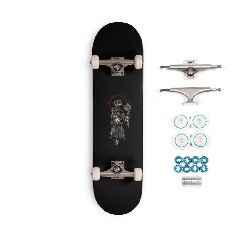 The Healer Accessories Complete - Basic Skateboard by Apparel by Micah Ulrich