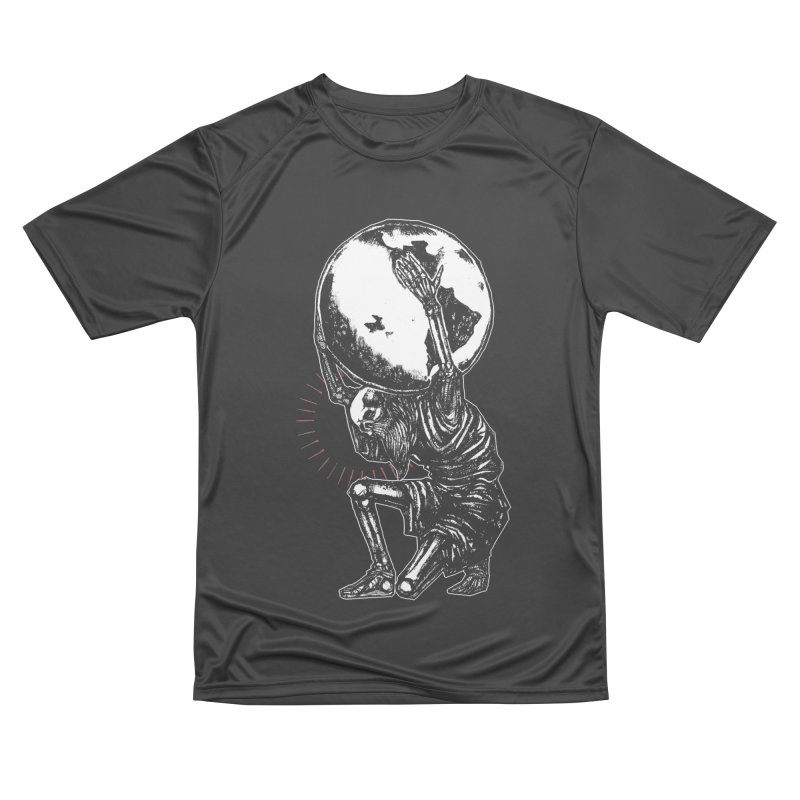 Holdin' It Together! Women's Performance Unisex T-Shirt by Apparel by Micah Ulrich