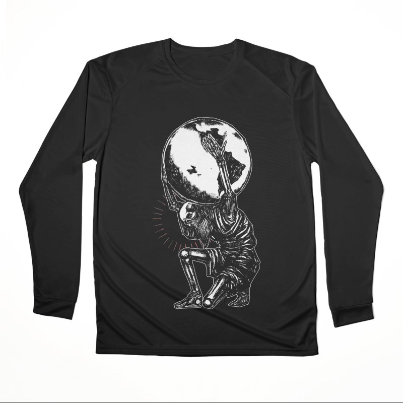 Holdin' It Together! Men's Performance Longsleeve T-Shirt by Apparel by Micah Ulrich