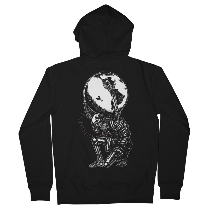 Holdin' It Together! Women's French Terry Zip-Up Hoody by Apparel by Micah Ulrich