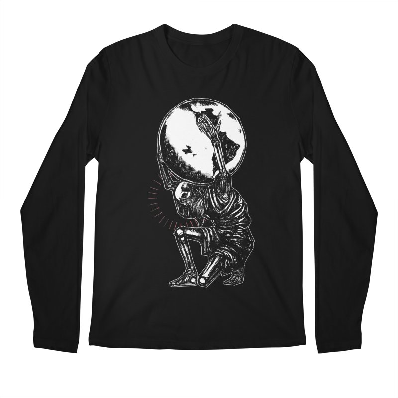 Holdin' It Together! Men's Regular Longsleeve T-Shirt by Apparel by Micah Ulrich
